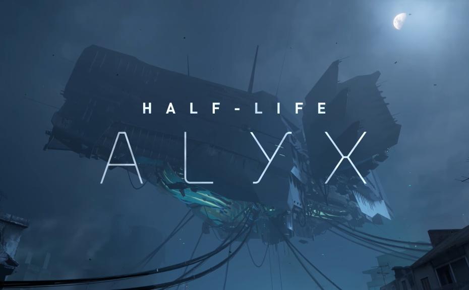 """""""Half-Life: Alyx"""" z pierwszym zwiastunem"""