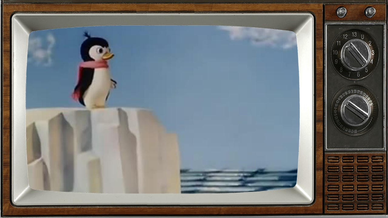 Jakie było największe marzenie pingwina Pik-Poka?