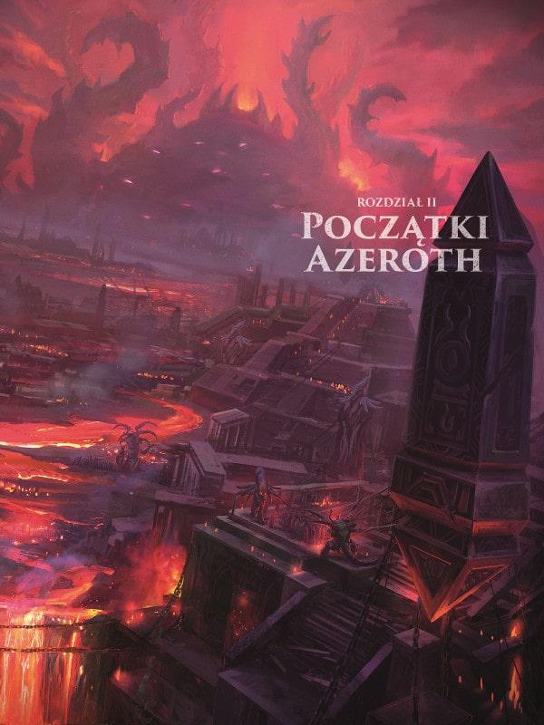 World of Warcraft: Kronika, ilustracja z książki
