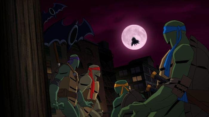Batman_żółwie_ninja
