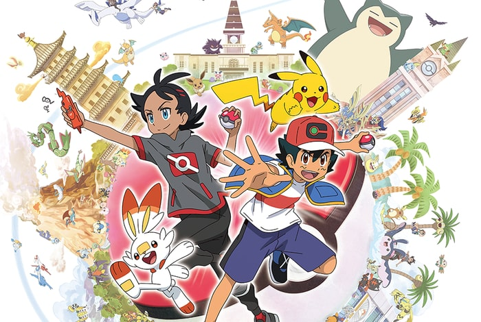 "Pierwsze spojrzenie na serial anime ""Pocket Monsters"" (""Pokemon"")"