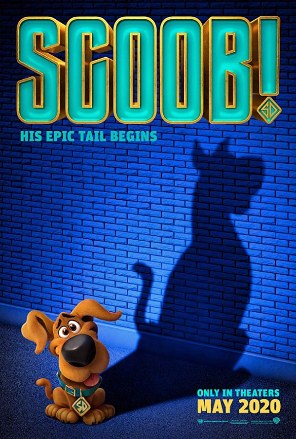Scoob! 2020 poster