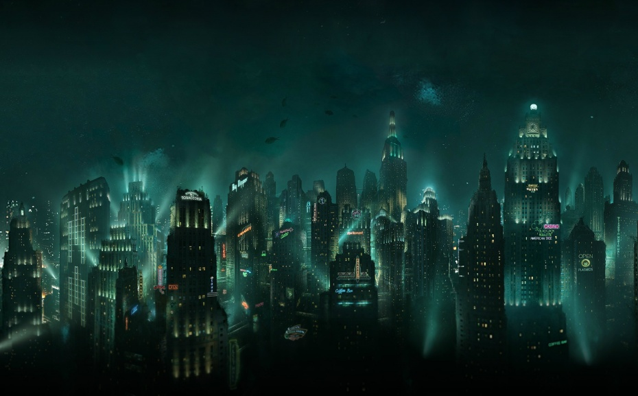 """Nowy """"Bioshock"""" oficjalnie w produkcji!"""