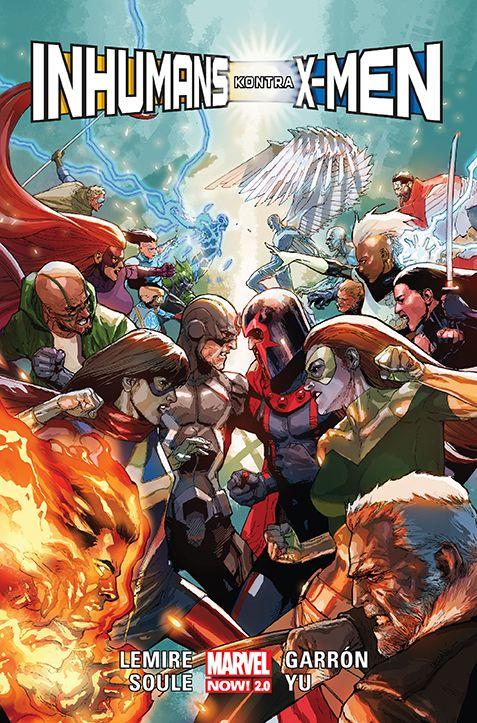 Inhumans kontra X-Men_okladka.72