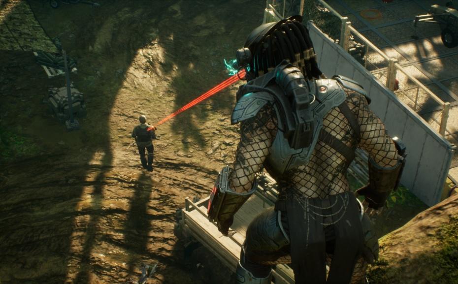 "State of Play: Nowy zwiastun i data premiery ""Predator: Hunting Grounds"""
