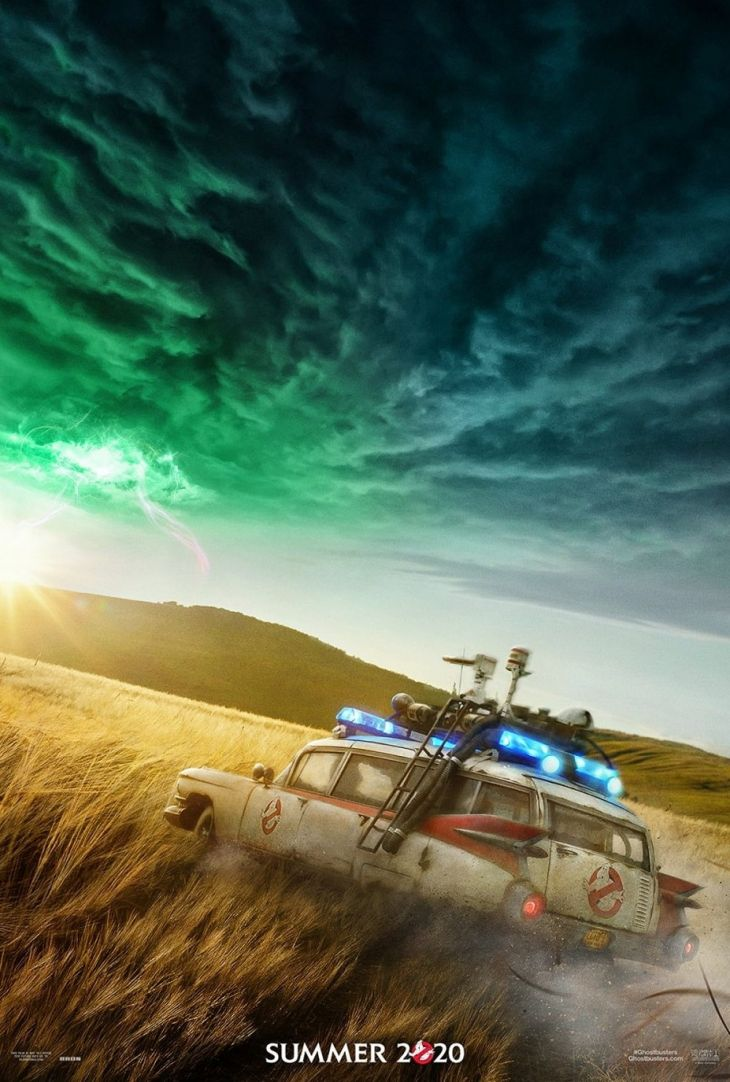Plakat Ghostbusters: Afterlife (Pogromcy duchów 2020)