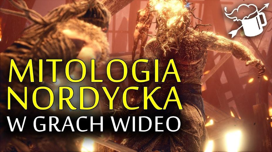 Mitologia nordycka w grach wideo