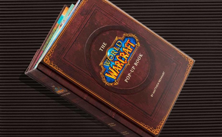 """Książka z uniwersum Warcrafta jakiej jeszcze nie było. Poznaj """"Wielką księgę pop-up"""""""
