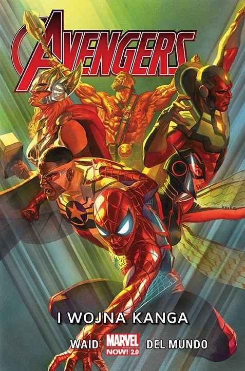 Avengers I Wojna Kanga.72
