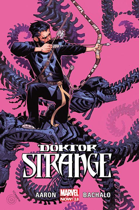Doktor Strange 2 okladka.72