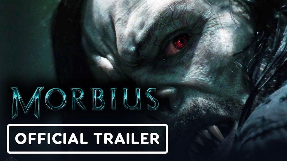 """Sony Pictures i Marvel prezentują zwiastun filmu """"Morbius""""!"""