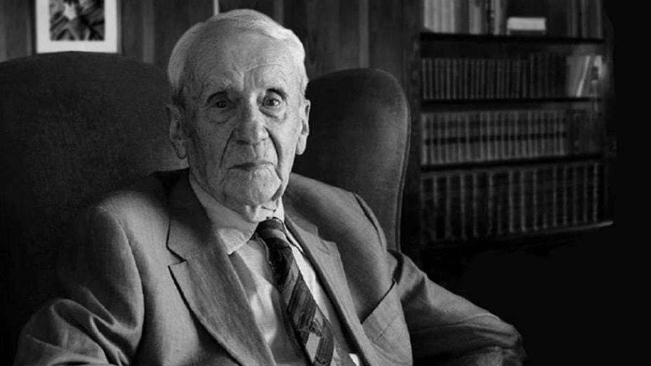 Zmarł Christopher Tolkien, syn najsłynniejszego pisarza fantasy J. R. R. Tolkiena