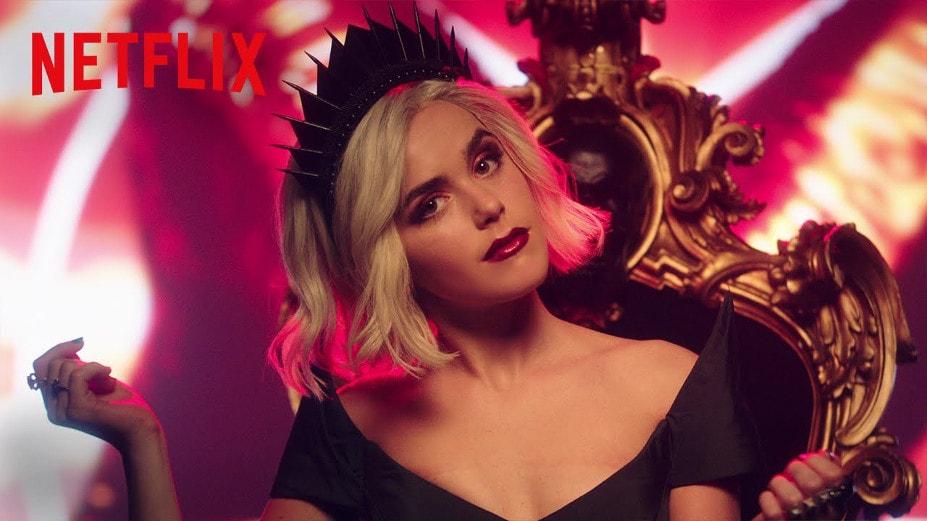 """Netflix wypuszcza teaser 3 sezonu """"Sabriny"""" w formie teledysku!"""