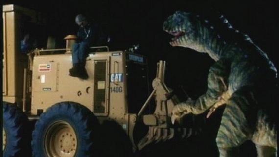 Carnosaur horror