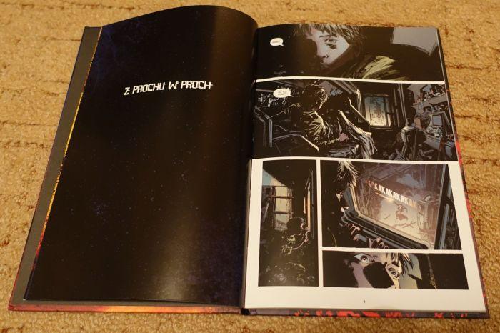 Aliens: Z prochu w proch - przykładowe strony
