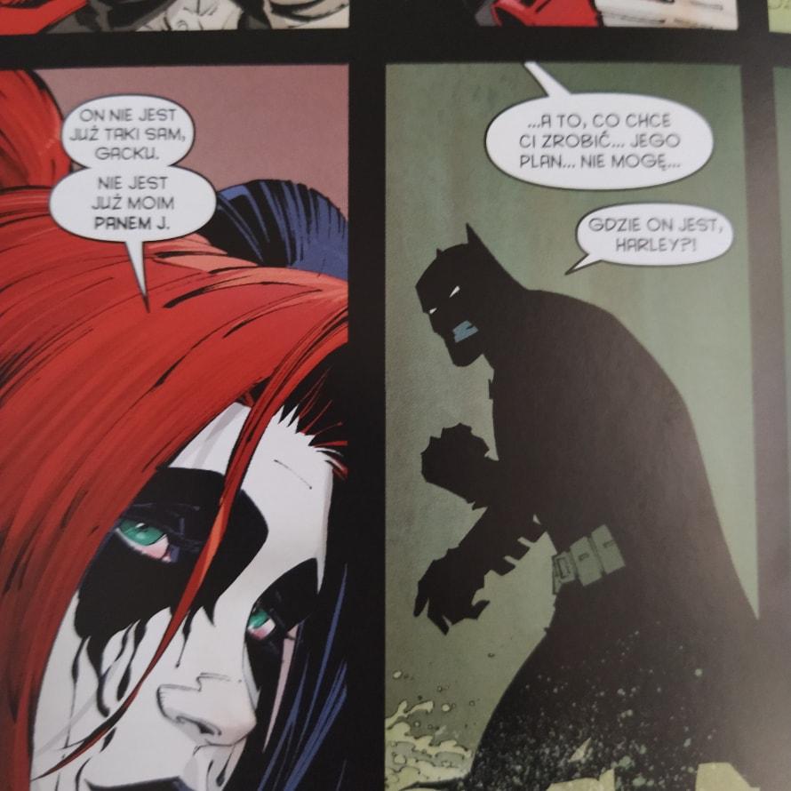 Harley Quinn i Batman