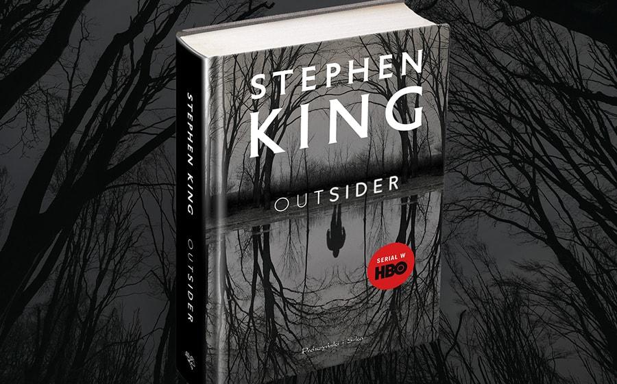 """""""Outsider"""" Stephena Kinga w serialowej szacie graficznej już w sprzedaży!"""