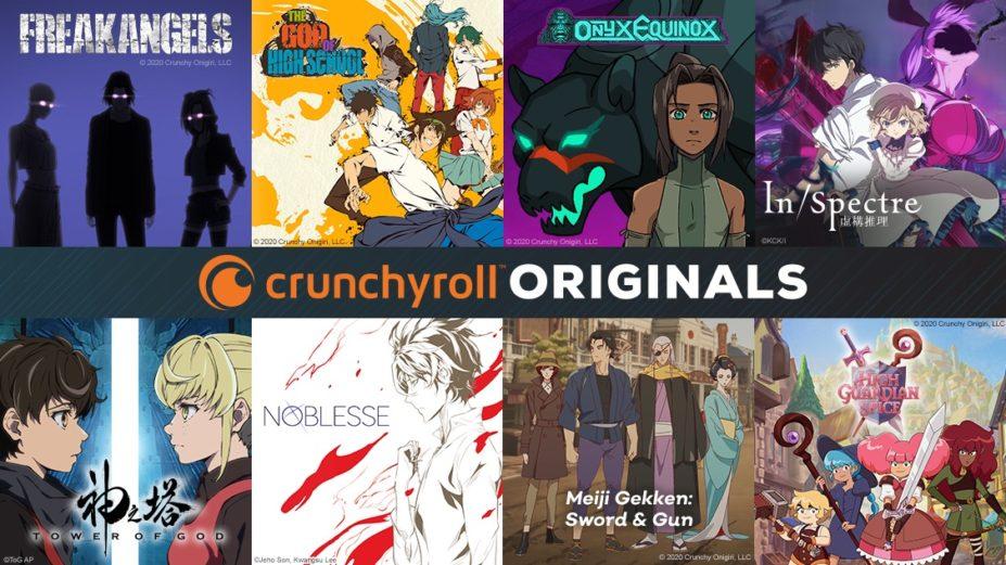 Crunchyroll prezentuje 8 nowych serii anime