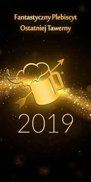 Fantastyczny Plebiscyt 2019 - filmy, seriale, książki, komiksy, gry