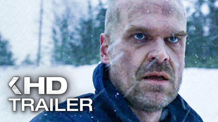 "Jim Hopper powraca w nowym teaserze ""Stranger Things 4"""