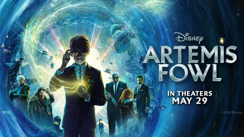 Artemis Fowl - premierowa ekranizacja bestselleru fantasy Eoina Colfera