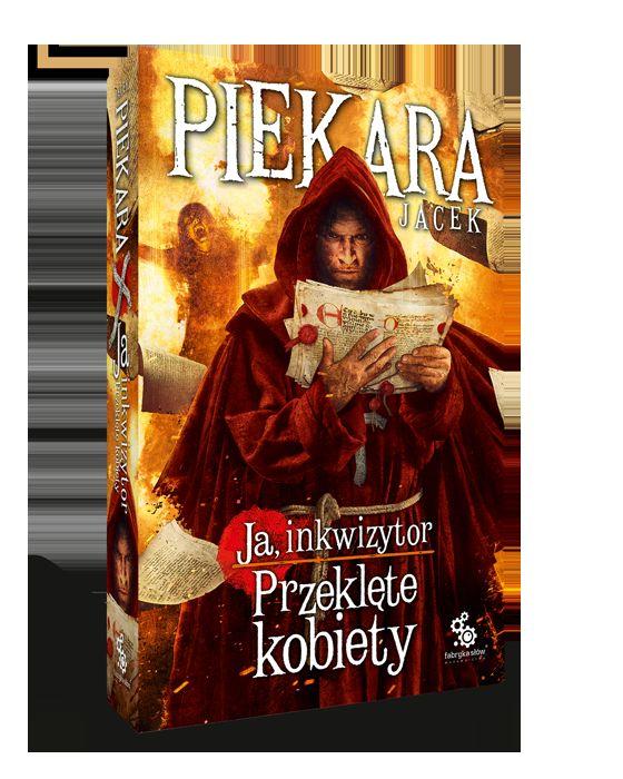"""Premiera książki """"Przeklęte kobiety"""" Jacka Piekary już dzisiaj!"""
