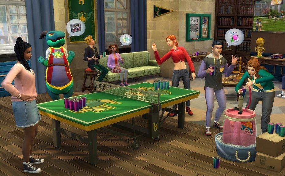 """""""The Sims"""": rusza kampania promocyjna """"Pogrywaj z życiem"""""""