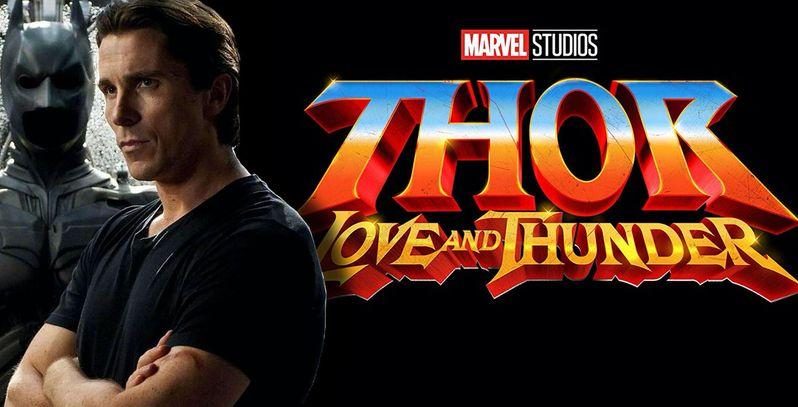 Christian Bale zagra przeciwnika Thora!