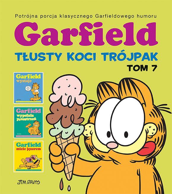 garfield 7 72