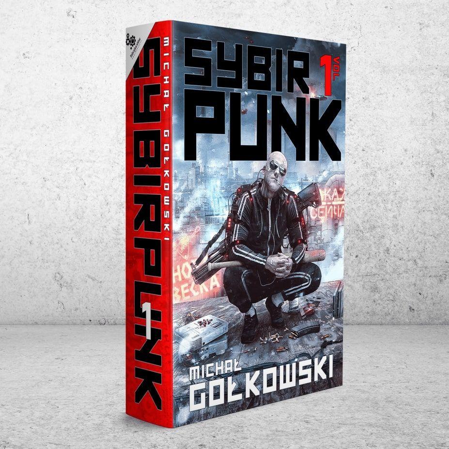 """Już za tydzień premiera książki """"Sybirpunk Vol.1""""!"""