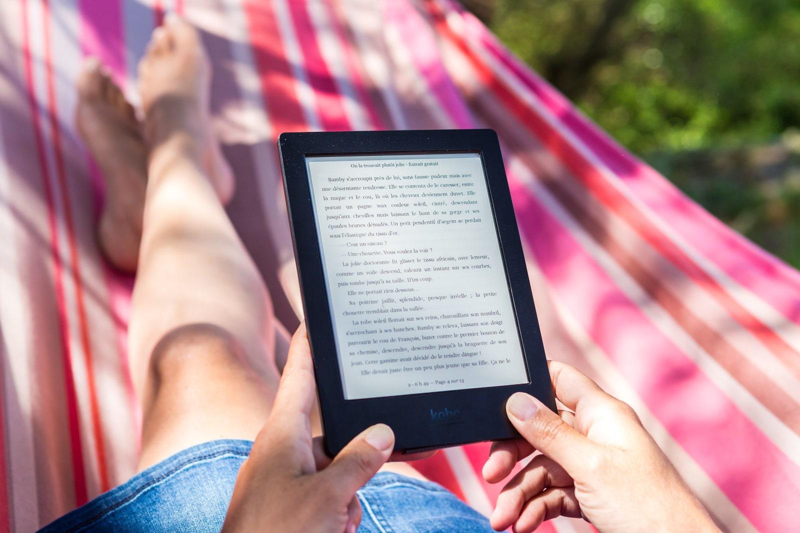 Czym kierować się podczas zakupu czytnika e-booków? Porady
