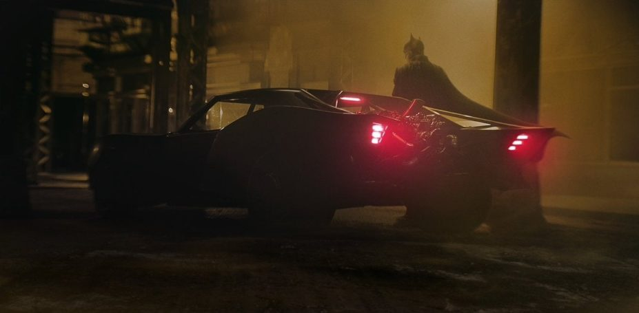 """The Batman"" – Batmobil ujawniony"