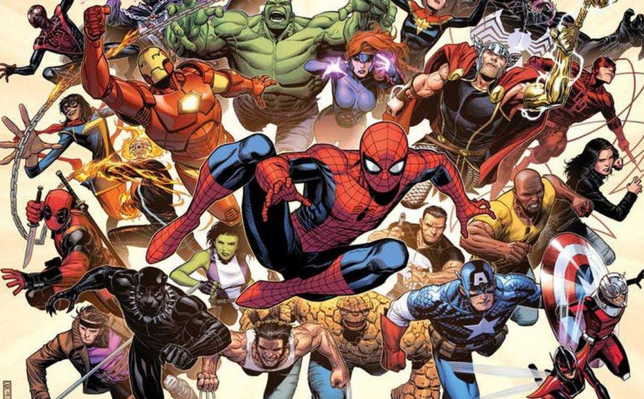 Marvel udostępnia za darmo wybrane serie komiksowe