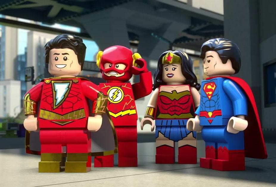"""LEGO DC: """"Shazam! Magic and Monsters"""" – pierwszy zwiastun filmu!"""