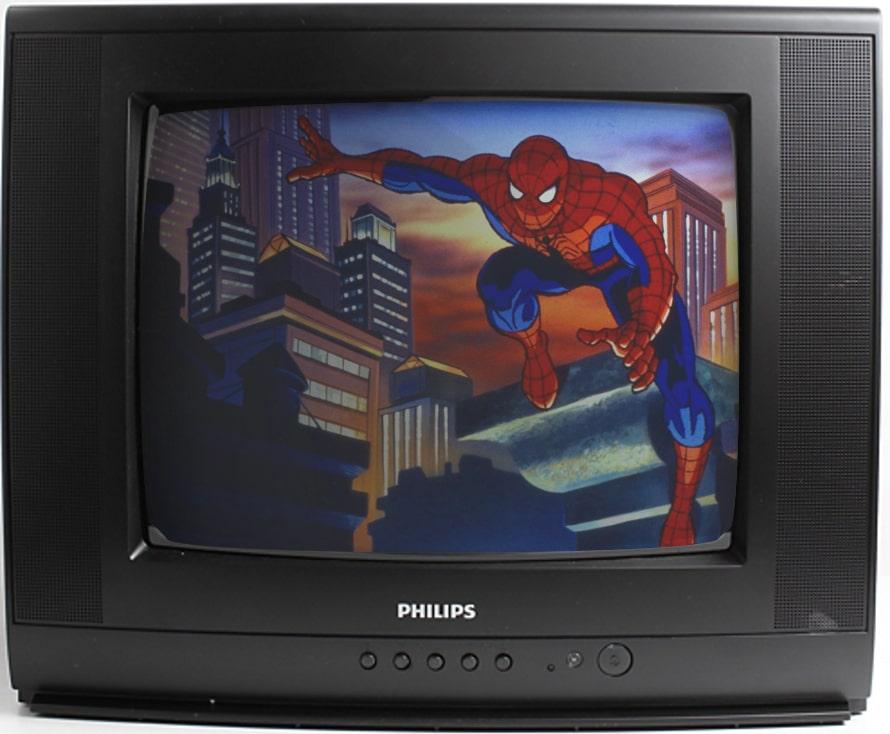 Spider-Man-tv