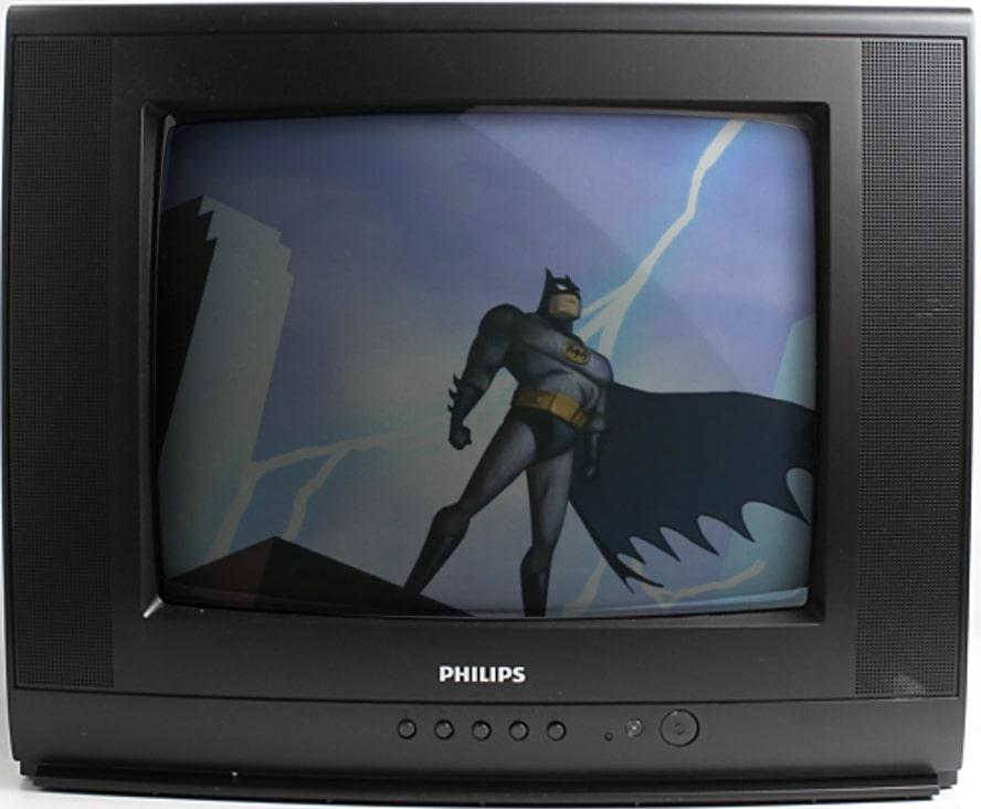 Kreskówka Batman od DC z lat 90