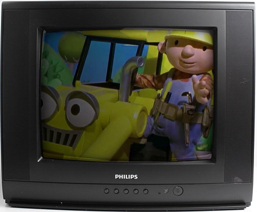 bob budowniczy, serial animowany