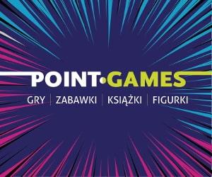 Sklep Point Games - gadżety dla geeków (gry, zabawki, książki, figurki))