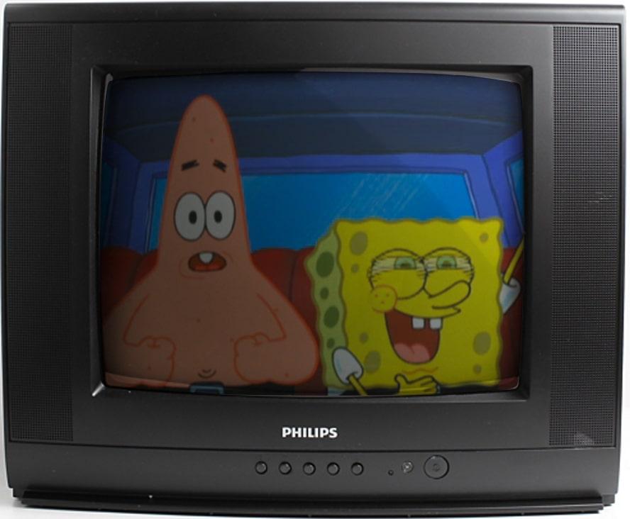 Spongebob serial animowany