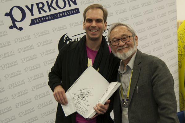 Stan Sakai - Pyrkon 2019