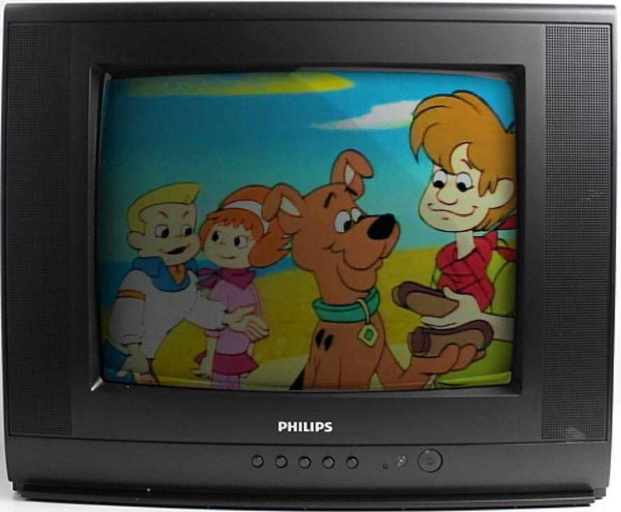 kreskówka Szczeniak - Scooby doo