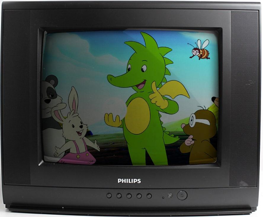 tabaluga serial animowany w tv