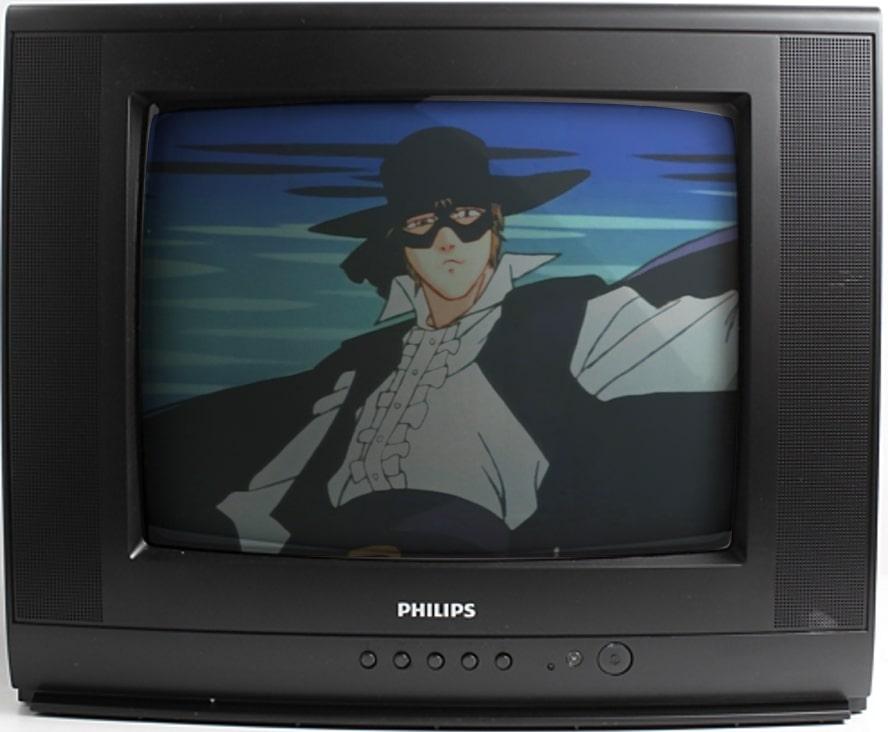 zorro serial animowany w tv
