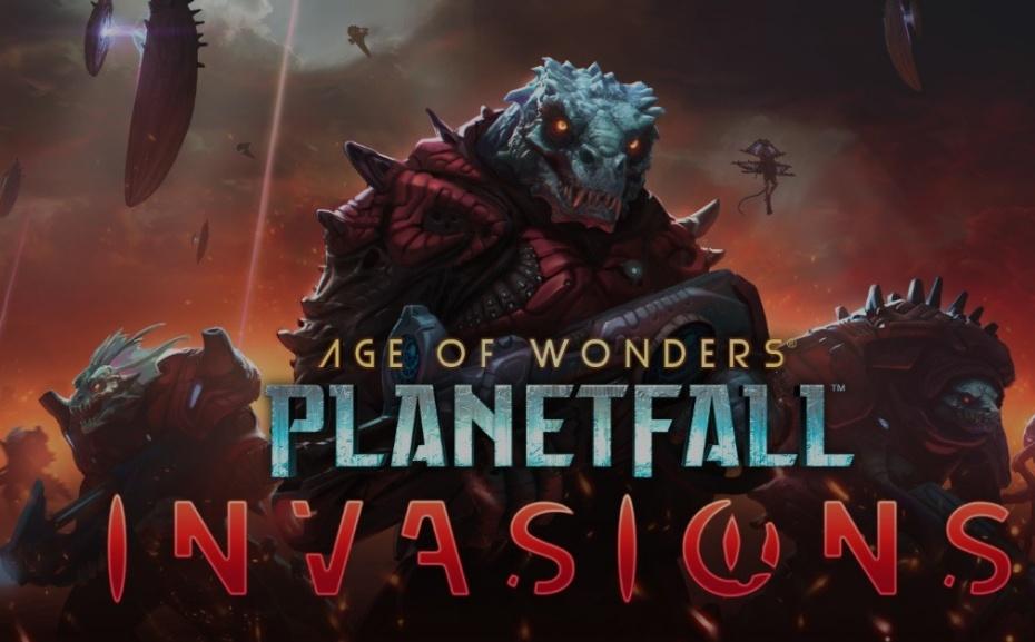"""Age of Wonders: Planetfall"" – Jutro premiera dodatku ""Invasions"""