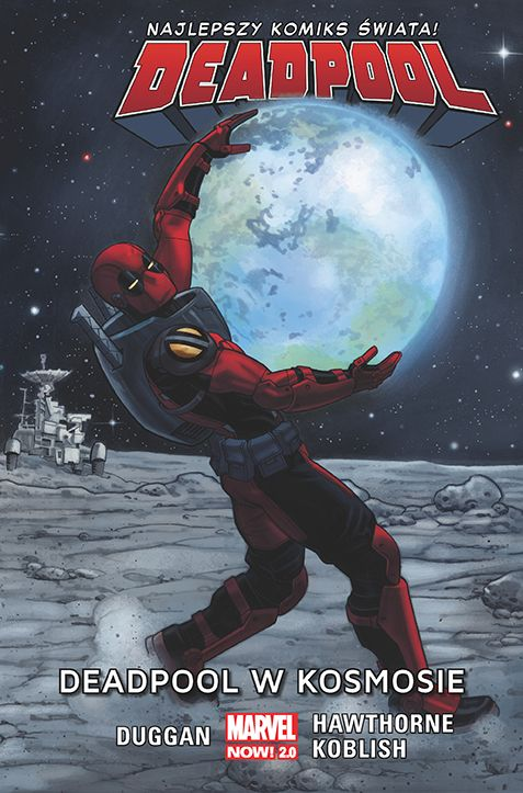 Deadpool w kosmosie.72
