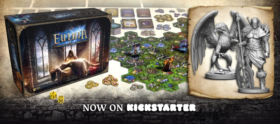 Gra Euthia już na Kickstarterze!