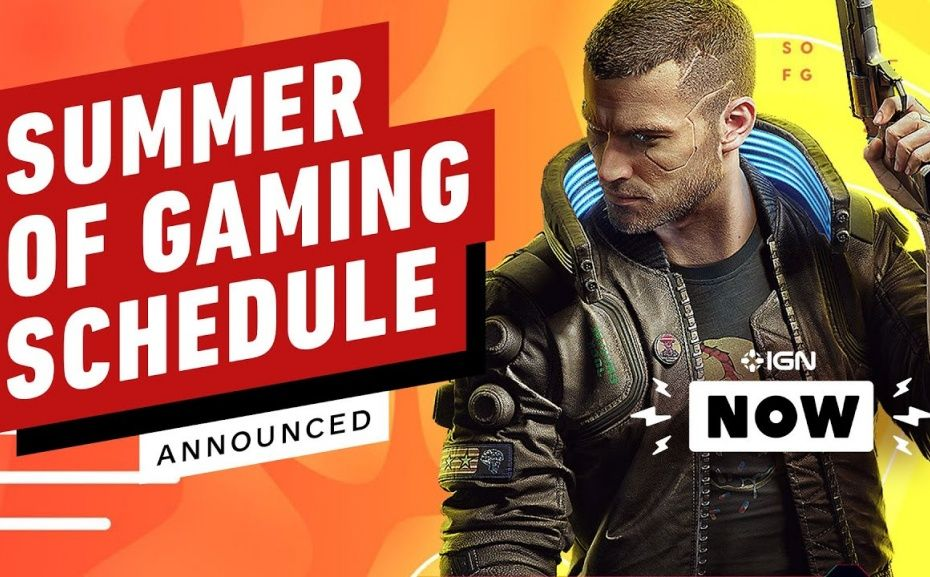 """""""IGN Summer of Gaming"""" – Przed nami mnóstwo zapowiedzi gier"""