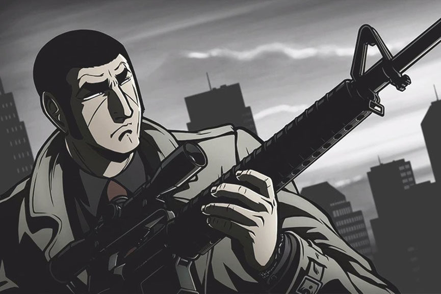 Manga Golgo 13 wstrzymana pierwszy raz od 52 lat