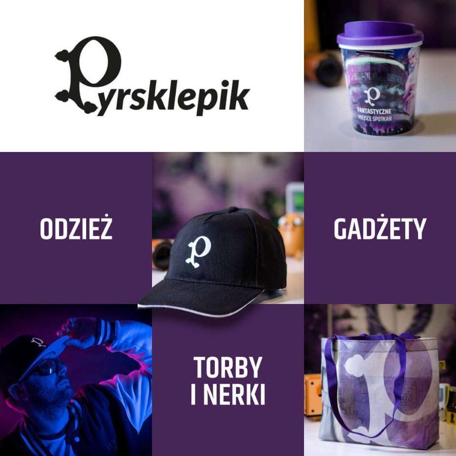 Pyrsklepik – gratka dla fanów poznańskiego konwentu