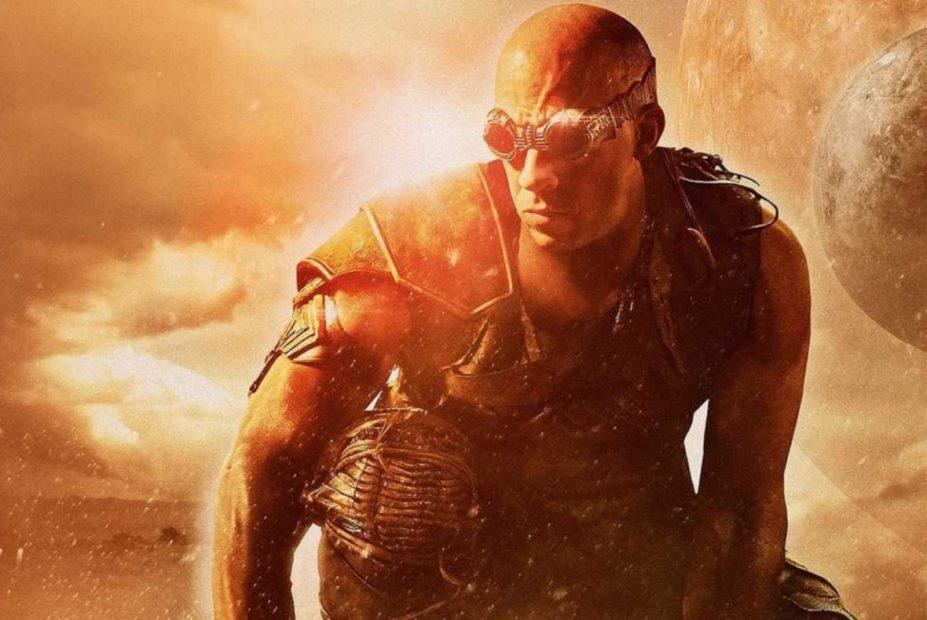 """Riddick 4"" – scenariusz na ukończeniu"